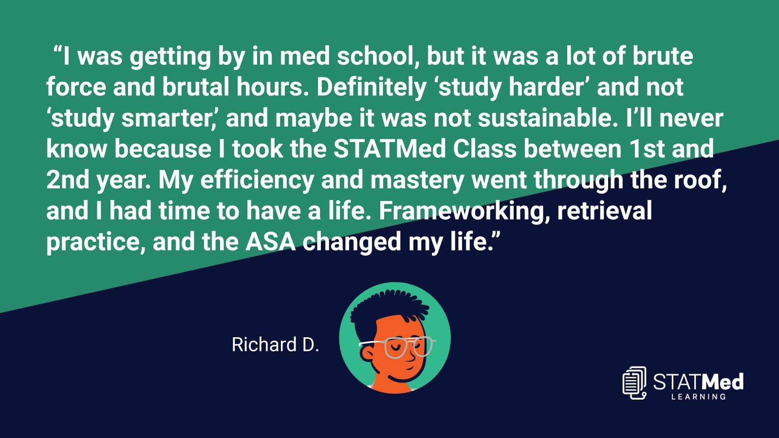 Med Student Struggle