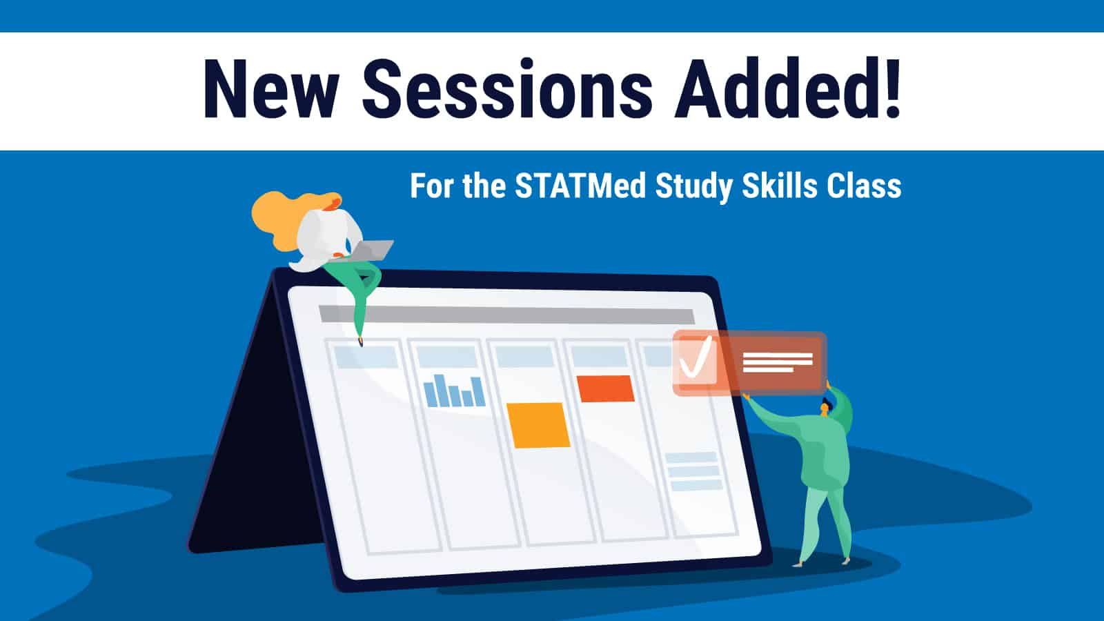 """Featured image for """"Registration Now Open for New STATMed Study Skills Class"""""""